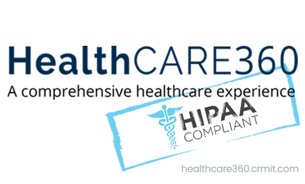 healthcare360 hippa compliant